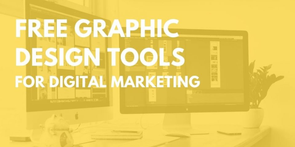 Free Graphic Design Tools for Digital Marketing